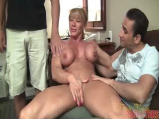 aged muscle worship part 4
