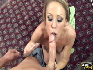 mature wench drilled coarse