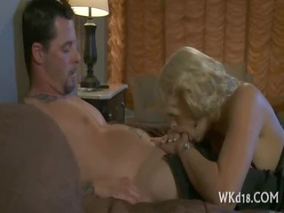 oral-stimulation sex previous to fucking