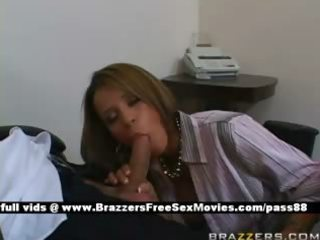 older redhead doxy at work acquires a irrumation