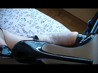 d like to fuck feets in hot highheels