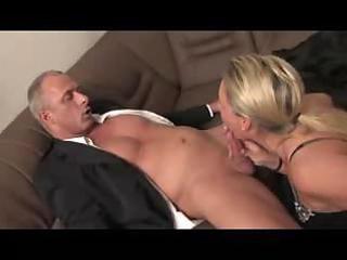 sexy german mature three-some