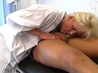 excited blond d like to fuck nurse pounded hard