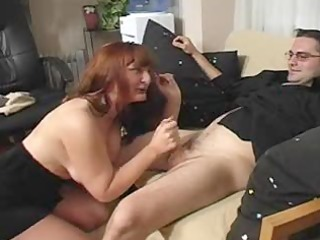 boss in hose acquires what she is wants