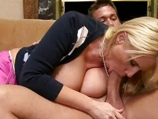 molly caught her bf with huge boobs mother i