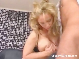 large titted cougar receives her twat drilled hard