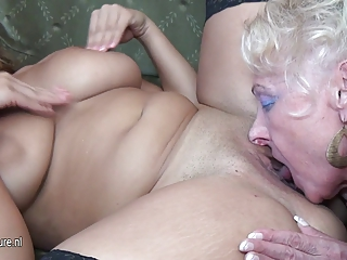 hawt cutie fuck mature lesbos at one time