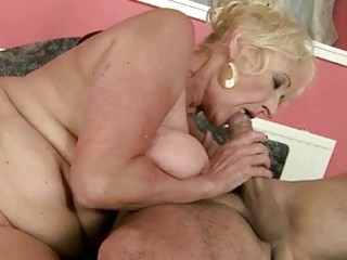 hawt granny fucking with her coach