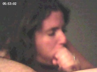 real non-professional fellatio and ejaculation