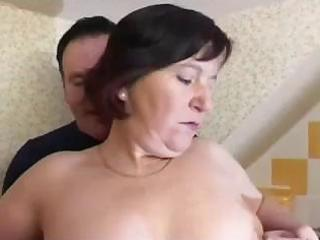 brit gran fuck 6