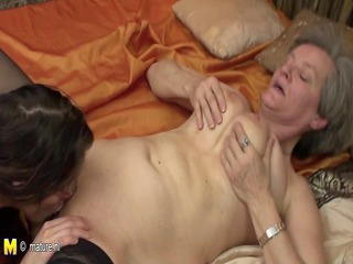 european old and young lesbo love