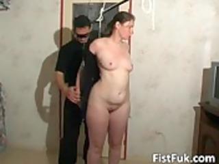 lengthy fetish perverted act where aged